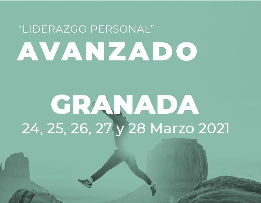 curso liderazgo personal 2 granada Marzo 2021